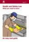Health and Safety Law (Easy Read Leaflet)