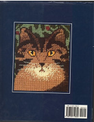 Martin Leman's Needlepoint Cats