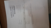 Alberta Infant Motor Scale Score Sheets (Aims)