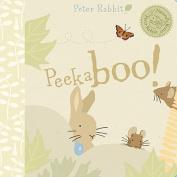 Peter Rabbit Naturally Better Peekaboo Peter