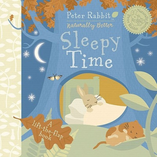 Peter Rabbit Sleepy Time [Board Book]