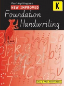 New Improved Foundation Handwriting NSW Kinder: Book K