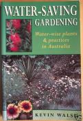 Water-Saving Gardening