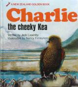 Charlie the Cheeky Kea
