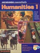 Jacaranda Essentials Humanities 1 and EBookPLUS + Jacaranda Atlas 7E + Jacaranda Myworld Atlas Value Pack