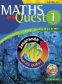 Maths Quest for Queensland Book 1