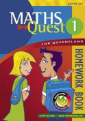 Maths Quest for Queensland Homework Book 1