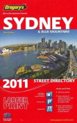 Gregory's Sydney Street Directory