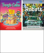 Troy's Cake/Robots 2 in 1 Big Book