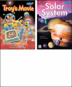 Troy's Movie/Our Solar System 2 in 1 Big Book