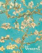 Van Gogh Floral Collection Keepsake Boxed Notecards
