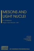 Mesons and Light Nuclei
