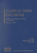 Classical Nova Explosions