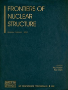 Frontiers of Nuclear Structure