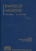 Shape of Hadrons (AIP Conference Proceedings