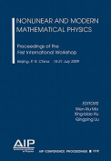 Nonlinear and Modern Mathematical Physics (AIP Conference Proceedings