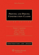Proving and Pricing Construction Claims