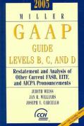 Miller GAAP Guide: 2005