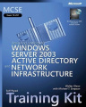 Designing a Microsoft Windows Server 2003 Active Directory and Network Infrastructure