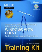 MCITP Self-paced Training Kit (exam 70-622)