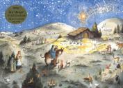 Away in a Manger Advent Calendar