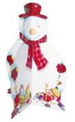 Snowman 3d Advent Calendar