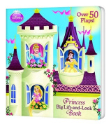 Princess Big Lift-And-Look Book [Board Book]