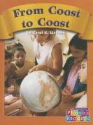 From Coast to Coast (Phonics Readers