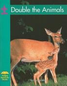Double the Animals (Yellow Umbrella Books