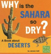 Why Is the Sahara So Dry?