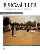 Burgmuller -- 25 Progressive Pieces, Op. 100