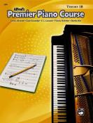 Premier Piano Course Theory, Bk 1b