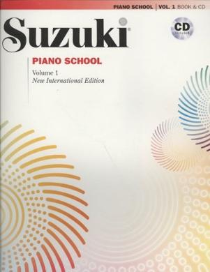 Suzuki Piano School: New International Edition
