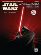 Star Wars: A Musical Journey, Violin (Removable Part)/Piano Accompaniment