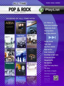 All-Time Pop & Rock Hits Sheet Music  : Dozens of All-Time Hits!