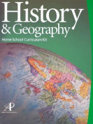 Alpha Omega Publications HIS 0815 Eighth Grade History & Geography Set