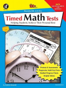 Timed Math Tests, Multiplication and Division