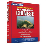 Pimsleur Chinese (Mandarin) Conversational Course - Level 1 Lessons 1-16 CD [Audio]
