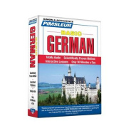 Pimsleur German Basic Course: Learn to Speak and Understand German with Pimsleur Language Programs [Audio]