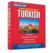 Pimsleur Conversational Turkish