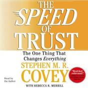 Speed of Trust [Audio]