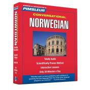 Pimsleur Conversational Norwegian  [Audio]