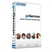 Pimsleur Gogerman Course - Level 1 Lessons 1-8 CD: Learn to Speak, Read, and Understand German with Pimsleur Language Programs [Audio]