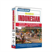 Pimsleur Indonesian Basic Course - Level 1 Lessons 1-10 CD [Audio]