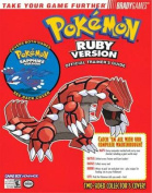 Pokemon Ruby and Sapphire Official Trainer's Guide