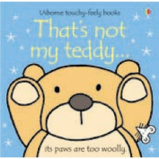 That's Not My Teddy (That's Not My...) [Board book]