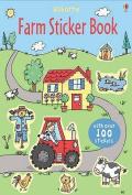 Farm Sticker Book