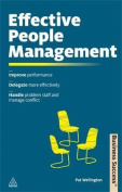 Effective People Management