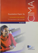 CIMA Foundation Paper 3A Economics for Busines (FECB)