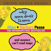 Why Men Don't Listen and Women Can't Read Maps [Audio]